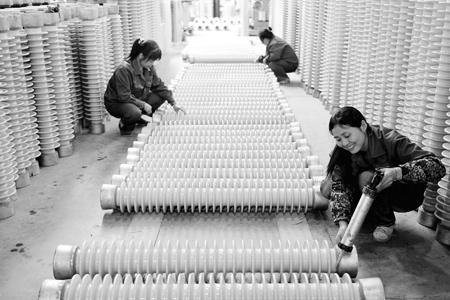 江西芦溪打造电瓷产业龙头